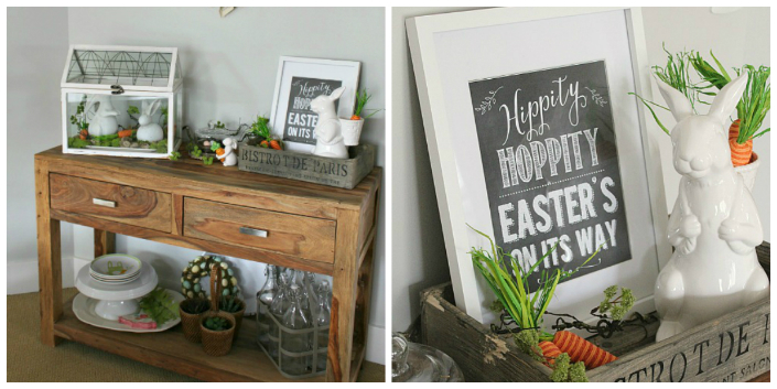 spring decor ideas: the best tips for easter decoration
