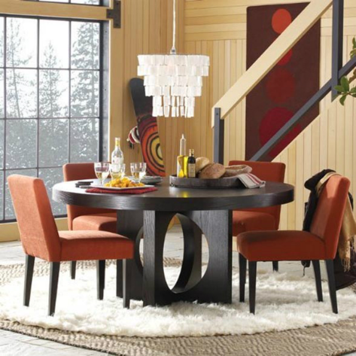 Top 5 Round Dining Tables For