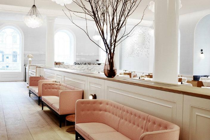 Best Restaurant Design Spring Restaurant in London