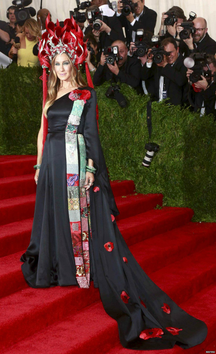 The best dressed from MET Gala 2015 5 The best dressed from MET Gala 2015 The best dressed from MET Gala 2015 The best dressed from MET Gala 2015 5