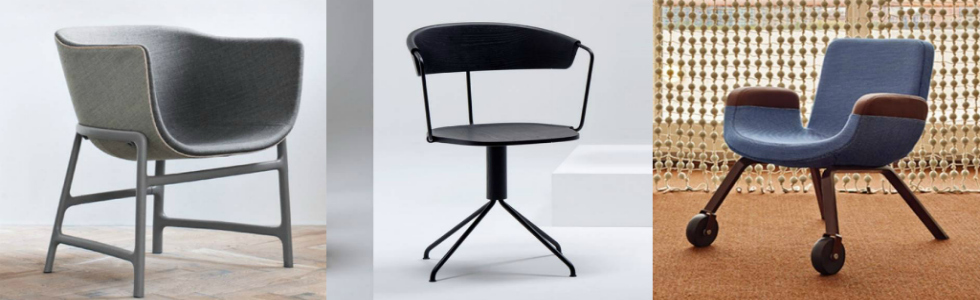 Top 30 Famous Chairs of the Last Decades Part III