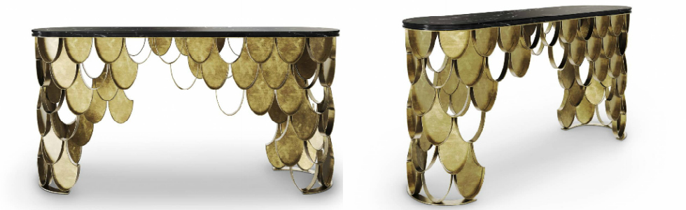 BRABBU's KOI Family continues to grow with the new Koi Console Table BRABBU's KOI Family continues to grow with the new Koi Console Table BRABBUs KOI Family continues to grow with the new Koi Console