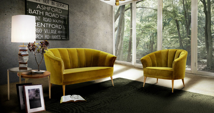 Well known Dress up your living room with the best 10 colorful velvet sofa KR27