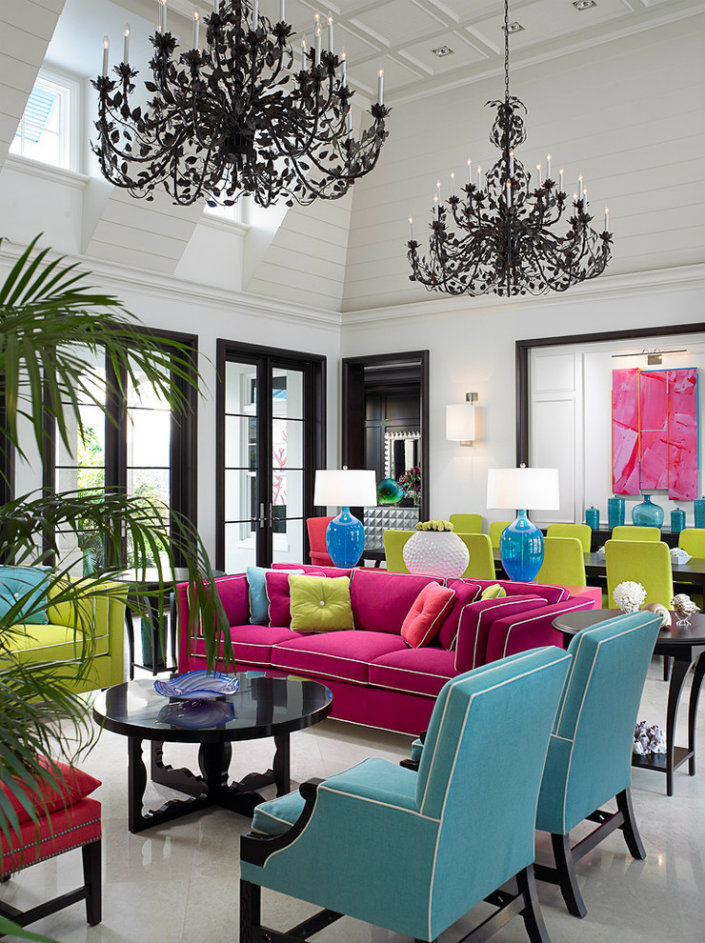 elegant living room tropical design ideas for neon wall paint colors decorating ideas 56180