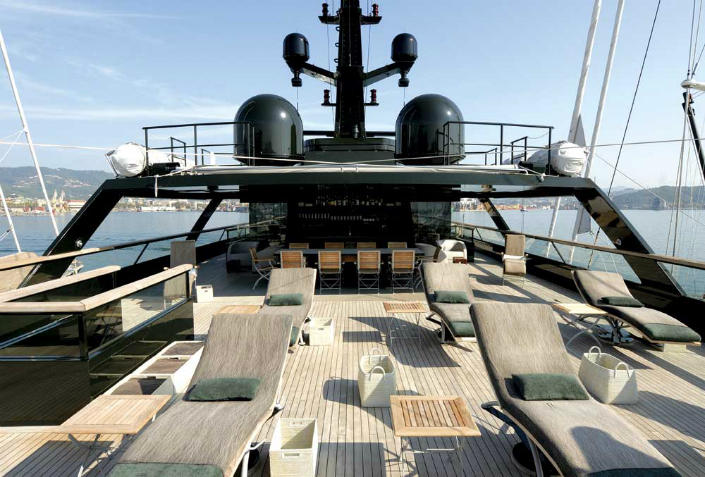 Jaw-dropping - the interior of Giorgio Armani's Yacht 5 Jaw-dropping: the interior of Giorgio Armani's Yacht Jaw-dropping: the interior of Giorgio Armani's Yacht Jaw dropping the interior of Giorgio Armanis Yacht 5