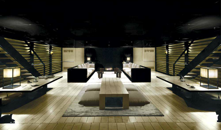 Jaw-dropping - the interior of Giorgio Armani's Yacht 6 Jaw-dropping: the interior of Giorgio Armani's Yacht Jaw-dropping: the interior of Giorgio Armani's Yacht Jaw dropping the interior of Giorgio Armanis Yacht 6