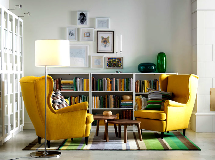 HOW TO USE FLOOR LAMPS IN YOUR SUMMER DÉCOR HOW TO USE FLOOR LAMPS IN YOUR SUMMER DÉCOR 12