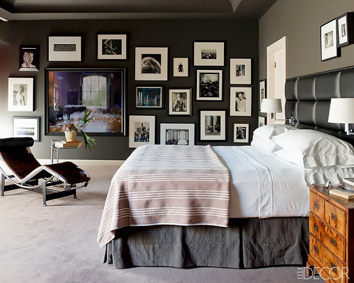 Steal these Bedroom Decor Ideas: Perfect Wall Art Placement