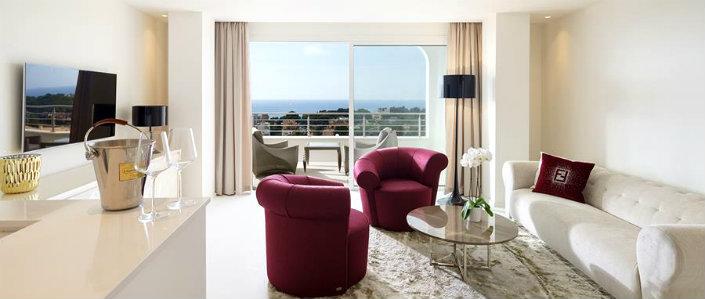 Meet the two fendi casa penthouses at Portals Hills Boutique Hotel