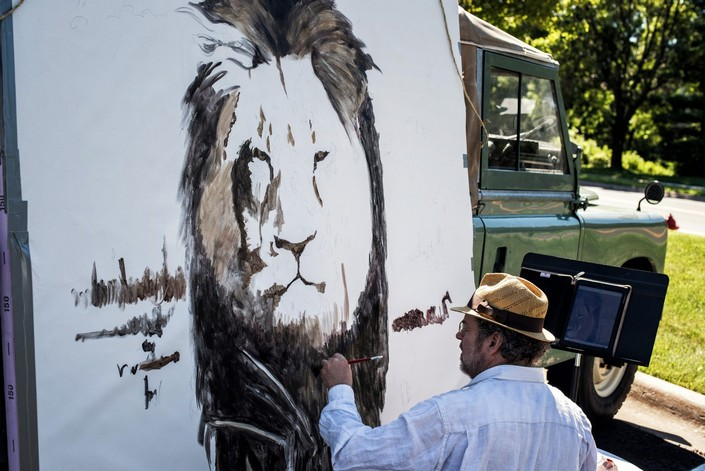 Cecil The Lion last spark of Nature's most famous creature (1) Cecil The Lion: last spark of Nature's most famous creature Cecil The Lion: last spark of Nature's most famous creature Cecil The Lion last spark of Natures most famous creature 1