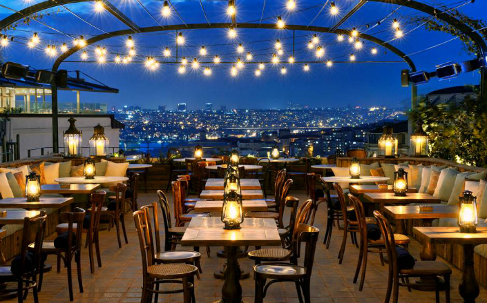 A Tour To The Interior Design Of Soho House Istanbul