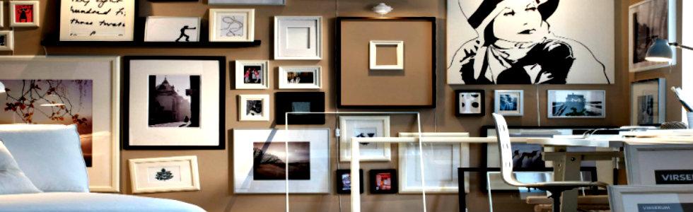 Digital Wall Art - A contemporary statement Digital Wall Art – A contemporary statement Modern Photo Gallery Wall Ideas 750x4101