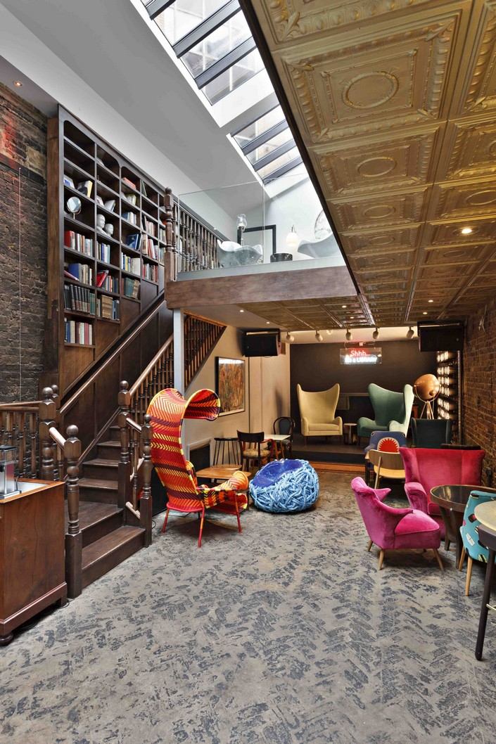 London Cycling Club >> New-private-club-is-London's-Greek-street-biggest-interior-design-project_2 New-private-club-is ...