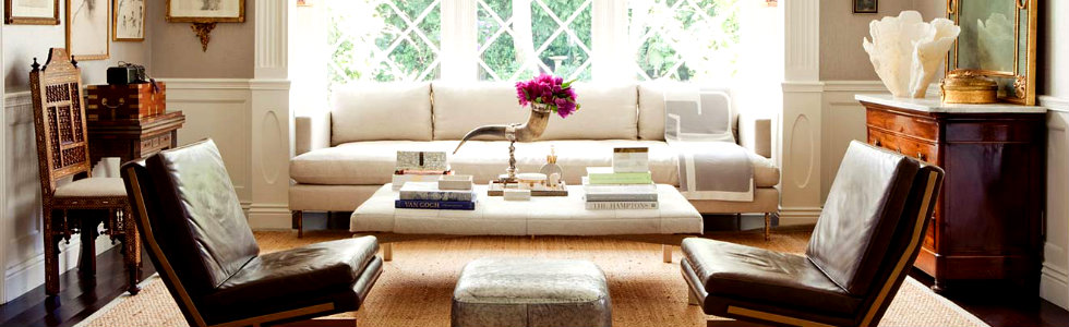 5 RELAXING LIVING ROOMS WITH GORGEOUS MODERN SOFAS
