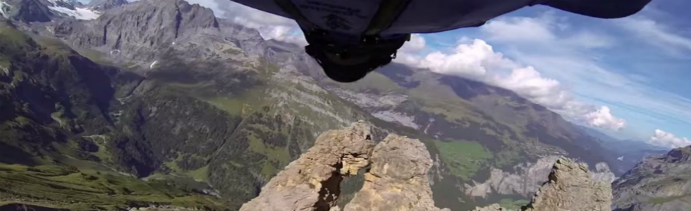 "This Guy just made what people are calling This Guy just made what people are calling ""The most difficult base jump ever"" This Guy just made what people are calling The most difficult base jump ever"