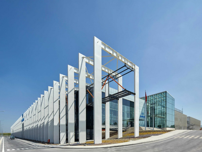 Meet the new 25 most amazing buildings on the world Meet the New 25 Most Amazing Buildings on the World Meet the New 25 Most Amazing Buildings on the World aselsan rehis golbasi campus by yazgan design architecture co ltd ankara turkey