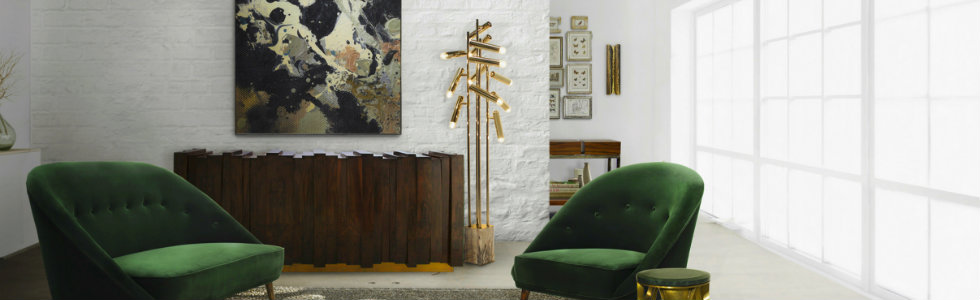 TOP 6 FLOOR LAMPS FOR YOUR CONTEMPORARY LIVING ROOM  TOP 6 FLOOR LAMPS FOR YOUR CONTEMPORARY LIVING ROOM brabbu ambience press 22 HR