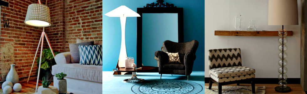HOW TO USE FLOOR LAMPS IN YOUR SUMMER DÉCOR HOW TO USE FLOOR LAMPS IN YOUR SUMMER DÉCOR capa1
