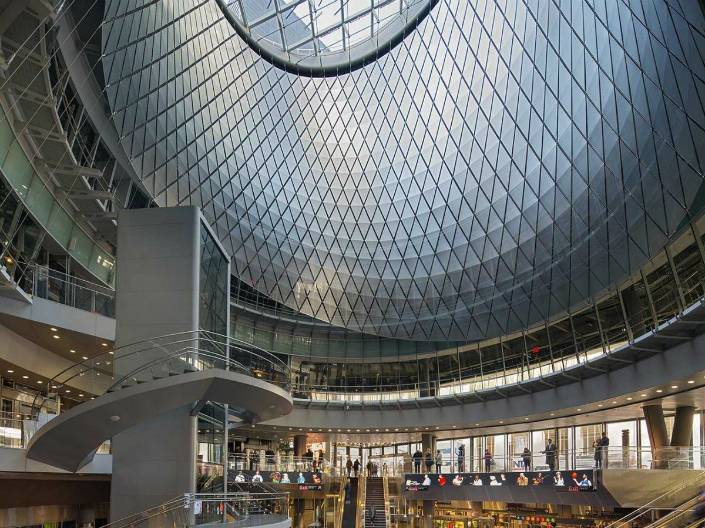 Meet the new 25 most amazing buildings on the world Meet the New 25 Most Amazing Buildings on the World Meet the New 25 Most Amazing Buildings on the World fulton center by grimshaw architects new york ny
