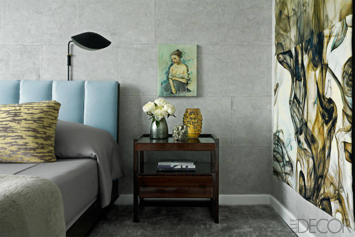 Steal These Bedroom Decor Ideas: Perfect Wall Art Placement Steal These Bedroom  Decor Ideas: