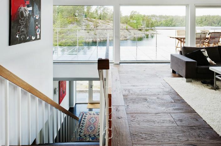 When Architecture & Interior Design Meet Nature