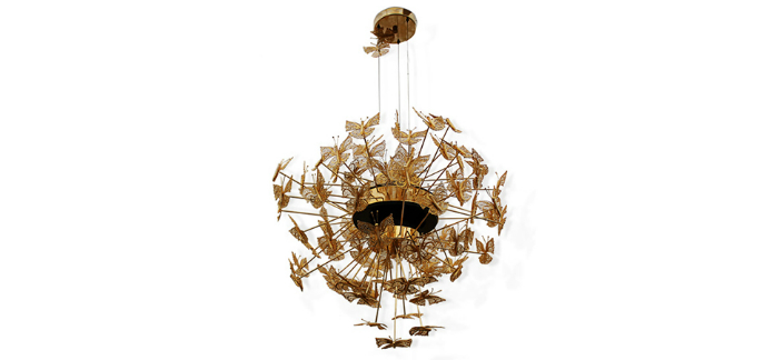 Elle dcor tips how to decorate your bedroom with brass chandelier how to decorate your bedroom with brass chandelier elle dcor tips how to decorate your aloadofball Image collections