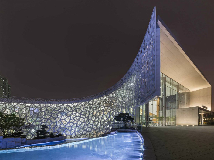 Meet the new 25 most amazing buidings on the world Meet the New 25 Most Amazing Buildings on the World Meet the New 25 Most Amazing Buildings on the World shanghai natural history museum by perkins will shanghai china
