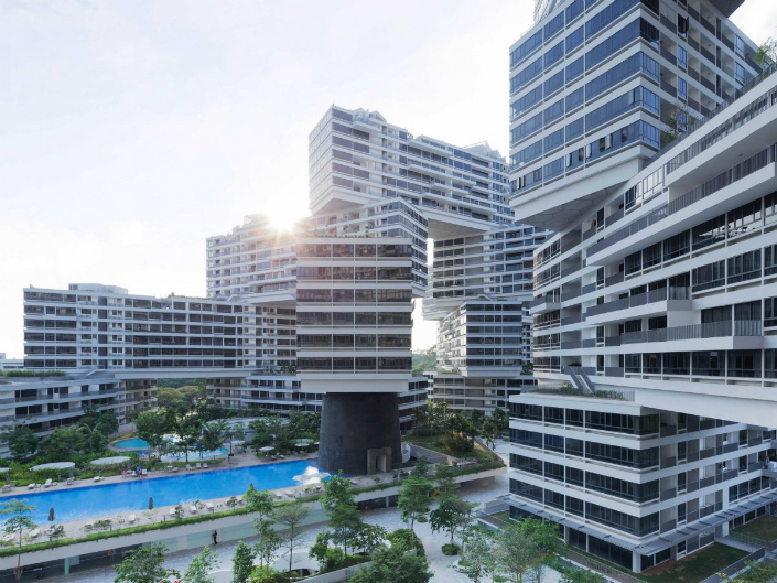 Meet the new 25 most amazing buidings on the world Meet the New 25 Most Amazing Buildings on the World Meet the New 25 Most Amazing Buildings on the World the interlace by buro ole scheeren singapore