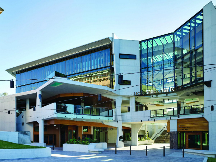Meet the new 25 most amazing buidings on the world Meet the New 25 Most Amazing Buildings on the World Meet the New 25 Most Amazing Buildings on the World the university of queensland oral health centre by cox rayner architects brisbane queensland