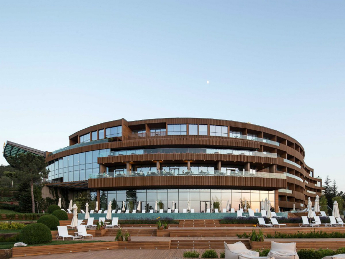 Meet the new 25 most amazing buidings on the world Meet the New 25 Most Amazing Buildings on the World Meet the New 25 Most Amazing Buildings on the World thermal spa hotel by gad architecture eskisehir turkey1