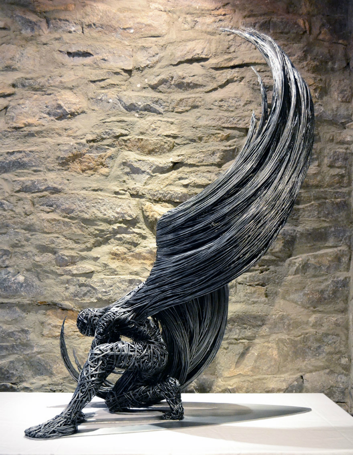 Wire Sculpture by Richard Stainthorp 6