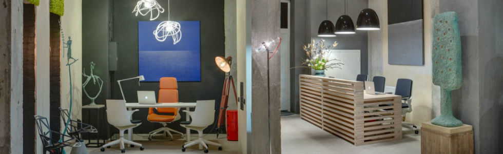 modern office space Meet this amazing urban and modern office space Meet this amazing urban and modern office space