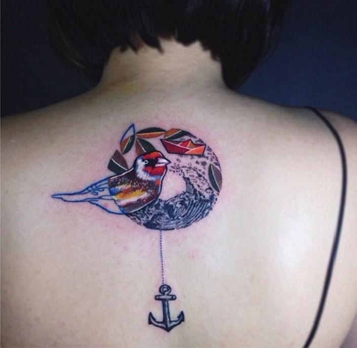 This Artist & Biologist creates amazing tattoos inspired by wildlife amazing tattoos This Artist & Biologist creates amazing tattoos inspired by wildlife This Artist Biologist creates amazing tattoos inspired by wildlife