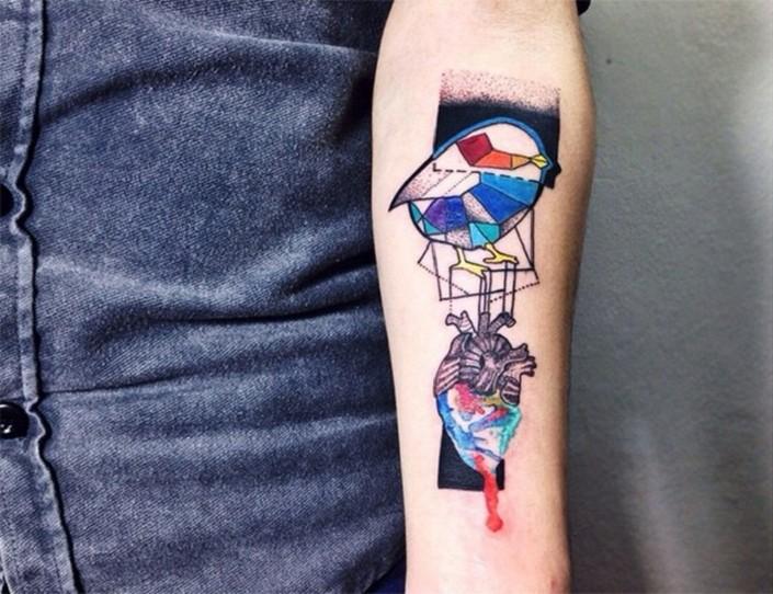 This Artist & Biologist creates amazing tattoos inspired by wildlife amazing tattoos This Artist & Biologist creates amazing tattoos inspired by wildlife This Artist Biologist creates amazing tattoos inspired by wildlife 3