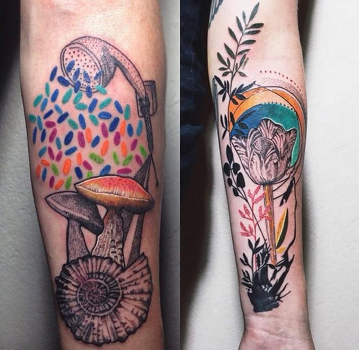This Artist & Biologist creates amazing tattoos inspired by wildlife amazing tattoos This Artist & Biologist creates amazing tattoos inspired by wildlife This Artist Biologist creates amazing tattoos inspired by wildlife 4