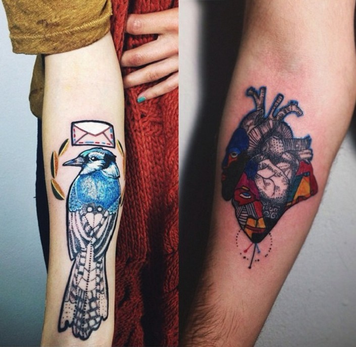 This Artist & Biologist creates amazing tattoos inspired by wildlife amazing tattoos This Artist & Biologist creates amazing tattoos inspired by wildlife This Artist Biologist creates amazing tattoos inspired by wildlife 6