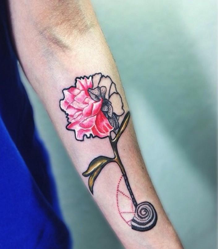 This Artist & Biologist creates amazing tattoos inspired by wildlife amazing tattoos This Artist & Biologist creates amazing tattoos inspired by wildlife This Artist Biologist creates amazing tattoos inspired by wildlife 7
