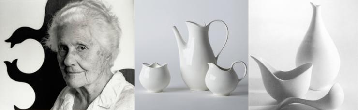 20th century most famous designers: Eva Zeisel