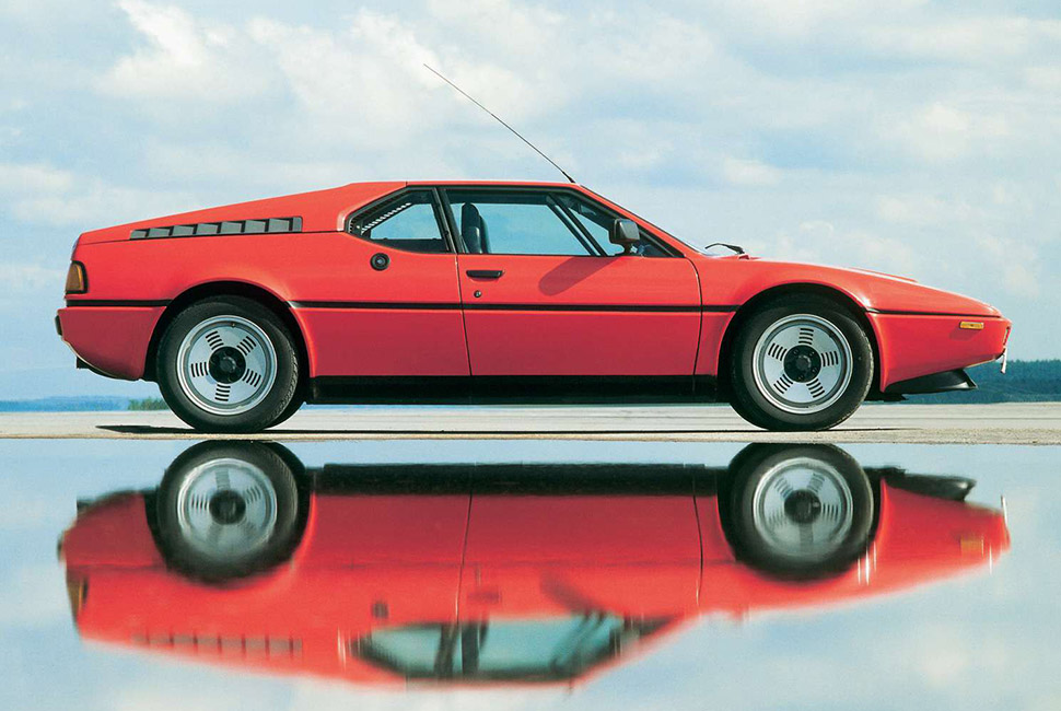 The most beautiful Italian Cars - BMW M1 best looking cars From the Aston Martin DB4 to the alfa romeo:the best looking cars ever bmw x1