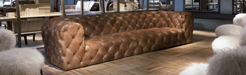 Contemporary Sofas - A Chesterfield kind of Home Décor