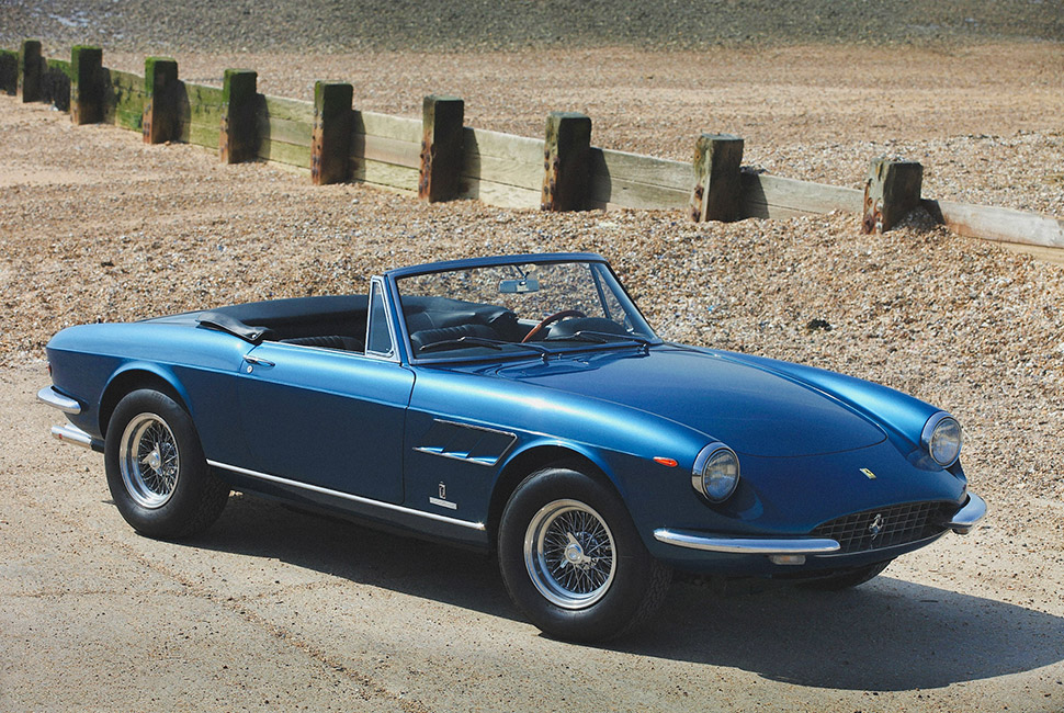From the Aston Martin DB4 to the alfa romeo spider, these are the ...