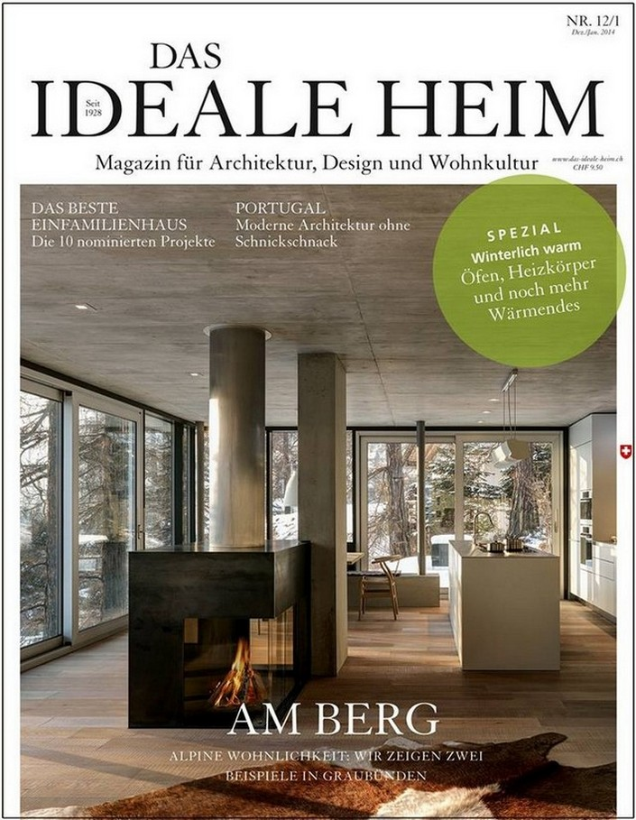 7 Swiss Interior Design Magazines that you should read
