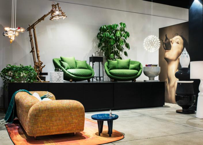 MOOOI new york showroom