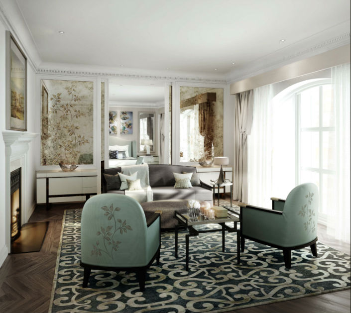 famous interior designers  katharine pooley Top 100 UK Famous Interior Designers – Katharine Pooley 9a