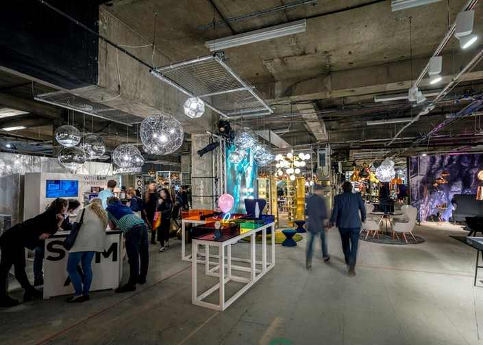 A multi-sensory project by Tom Dixon at London Design Festival 2015 london design festival A multi-sensory project by Tom Dixon at London Design Festival 2015 A multi sensory project by Tom Dixon at London Design Festival 2015