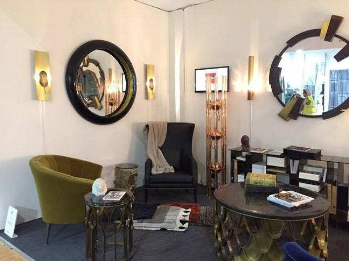 furniture and lighting furniture and lighting An exhibition of modern furniture and lighting at Decorex 2015 An exhibition of mid century modern furniture and contemporary lighting at Decorex 2015 3