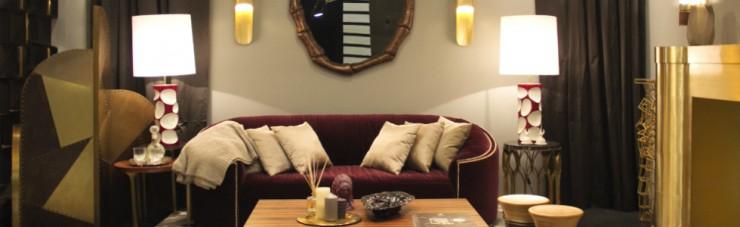 Decorex 2015 counts with BRABBU's mid century modern furniture