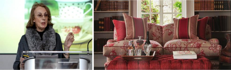 Top 100 UK Famous Interior Designers - Nina Campbell
