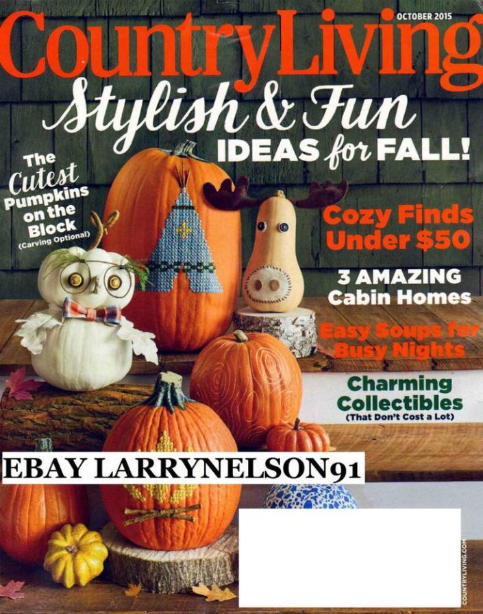 USA Interior Design Magazines October 2015 3