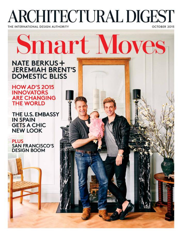 USA Interior Design Magazines October 2015